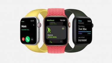 Apple Watch Series 7 Likely To Get Blood Sugar Monitoring Feature: Report