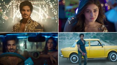 Khaali Peeli Trailer: Ananya Panday and Ishaan Khatter Are on the Run in This Mad Ride (Watch Video)