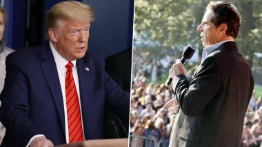 Donald Trump 'Persona Non Grata' in New York City, Would Need Army to Walk Down Streets, Says Governor Andrew Cuomo
