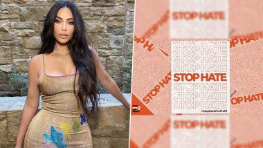 Kim Kardashian West to Freeze Her Facebook and Instagram Accounts In Support Of #StopHateForProfit Movement
