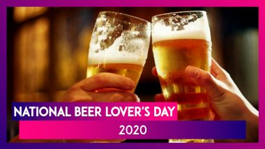 National Beer Lover's Day 2020: Here Are 7 Reasons That Make Beer the Most Loved Alcoholic Beverage