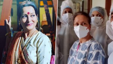 Himani Shivpuri Is Back From the Hospital and Under Home Quarantine, Reveals How Happu Ki Ultan Paltan Producer Benaifer Kohli Helped Her Secure A Hospital Bed (View Post)