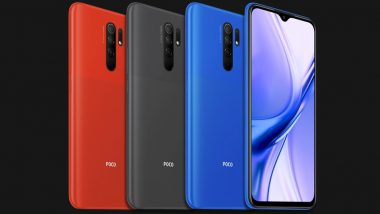 Poco M2 Smartphone With MediaTek Helio G80 SoC Launched; Priced in India at Rs 10,999