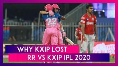 Rajasthan vs Punjab IPL 2020: Rahul Tewatia's Knock And Other Reasons Why Punjab Lost | Highlights