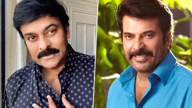 """Chiranjeevi Extends Birthday Wishes To Mammootty! Megastar Says, """"Your Work Over The Years Is A Real Treasure That Movie Lovers Always Relish"""""""