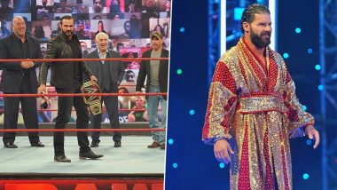 WWE Raw Sept 28, 2020 Results And Highlights: Drew McIntyre Defeats Robert Roode to Retain World Title; Randy Orton Attacks Ric Flair, Big Show, Christian & Shawn Michaels (View Pics)
