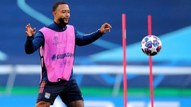 Memphis Depay Transfer News Latest Update: Barcelona Suffer Huge Blow in Dutch Star's Pursuit As Lyon Give Striker New Squad Number