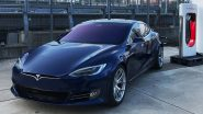 Canadian Man Falls Asleep Behind the Wheel of His Tesla Car As Vehicle Breaks Speed Limit of 140kmph, Gets Booked Under 'Dangerous Driving Charge'