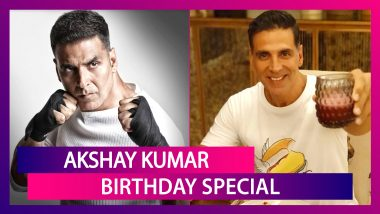Akshay Kumar Birthday Special: Workout And Diet That Keep The Bollywood Actor Fit