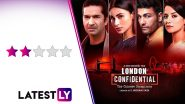 London Confidential Movie Review: Not Chinese Virus, A Contrived Script is The Enemy in Mouni Roy, Purab Kohli's Zee5 Spy Thriller