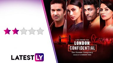 Movie Review: London Confidential, Starring Mouni Roy and Purab Kohli