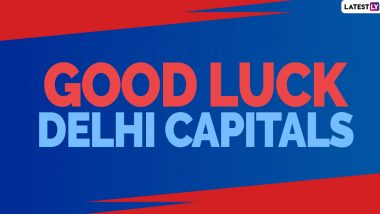 Delhi Capitals IPL 2020 HD Images & Wallpapers: Wishes, Facebook Greetings, Messages and SMS For Shreyas Iyer Led DC