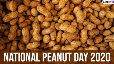 National Peanut Day 2020: From Weight Loss to Good Heart Health, Here Are Five Reasons to Have This Legume