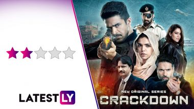 Crackdown Review: Iqbal Khan And Shriya Pilgoankar Do Their Best To Keep This Mundane Espionage Thriller From Falling Apart