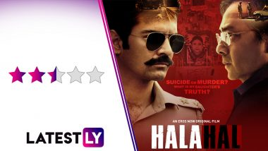 Halahal Movie Review: A Murder Mystery Watchable Mostly for Sachin Khedekar, Barun Sobti's Fine Performances