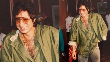 Happy Birthday Shakti Kapoor! Shraddha Kapoor Shares Unseen Throwback Pic of Her Superhero Dad