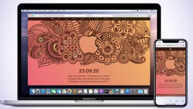 Apple to Launch Its First Exclusive Online Store in India on September 23, 2020: Report
