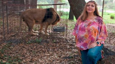Tiger King's Carole Baskin Sued for Defamation; Lawsuit Seeks Information into Disappearance of Her Former Husband