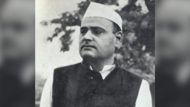 Feroze Gandhi 108th Birth Anniversary: Interesting Facts About The Late Congress Leader