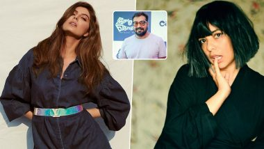 Anurag Kashyap Controversy: Sacred Games Actresses Elnaaz Norouzi and Rajshri Deshpande Speak Up On Telugu Actress' Sexual Misconduct Allegations Against Filmmaker