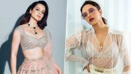 Kangana Ranaut Takes Dig At Deepika Padukone After Latter's Name Crops Up In Drug Controversy