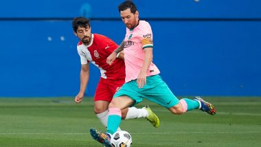 Lionel Messi Scores Twice As Barcelona Beat Girona in Pre-Season Friendly (Watch Goal Video Highlights)