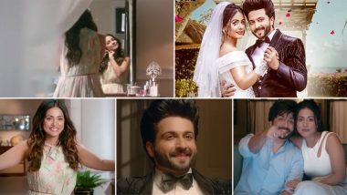 Hina Khan Shares First Look of Music Video Humko Tum Mil Gaye With Dheeraj Dhoopar (Watch Video)