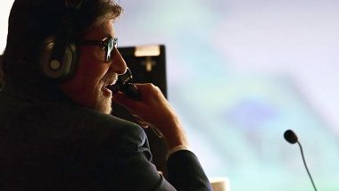 IPL 2020: Amitabh Bachchan Misses Doing Cricket Commentary, Shares a Throwback Pic As He Cheers for Mumbai Indians