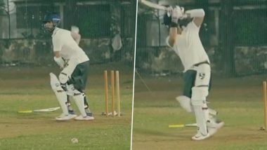 Jersey: Shahid Kapoor's Classic Cover Drive Shot in This Throwback Video Is Super Impressive (Watch Video)