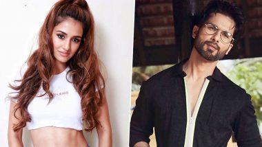 Disha Patani To Play Shahid Kapoor's Love Interest In Shashank Khaitan's Next?