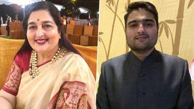 Aditya Paudwal, Son Of Playback Singer Anuradha Paudwal, Dies Of Kidney Failure