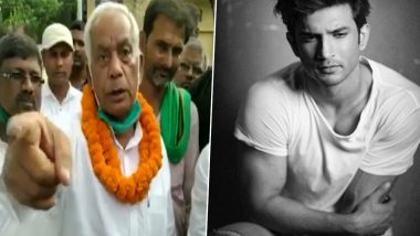 Sushant Singh Was Not Rajput, Descendant of Maharana Pratap Cannot Die by Suicide, Says RJD MLA Arun Yadav