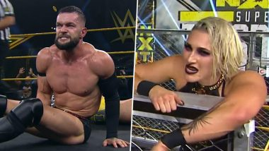 WWE NXT Super Tuesday II Sept 8, 2020 Results And Highlights: Finn Balor Defeats Adam Cole to Win NXT Championship; Rhea Ripley Emerges Victorious Over Mercedes Martinez (View Pics)
