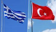 Greece, Turkey Agree to Hold Talks to Discuss Mediterranean Crisis