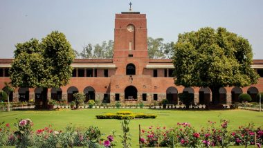 Delhi University Admissions 2020: St Stephen's College Releases 1st Cut-Off List; Over 99% For BA Economics