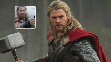 Randeep Hooda Replaces Extraction Co-Star Chris Hemsworth as Thor in This Quirky Video