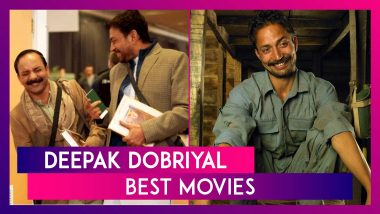 Deepak Dobriyal Birthday: 6 Movies Of The Actor That Will Impress You