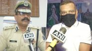 Bihar DGP Gupteshwar Pandey Takes Voluntary Retirement, SK Singhal Replaces Him