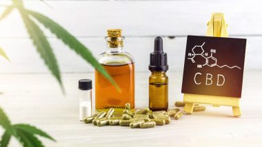 What Is CBD Oil? Is Cannabidiol Legal in India? Everything You Want To Know About The Type of Cannabinoid, Naturally Found in Marijuana Plants