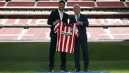 Luis Suarez Completes Transfer to Atletico Madrid, Uruguayan Striker Signs Two-Year Contract