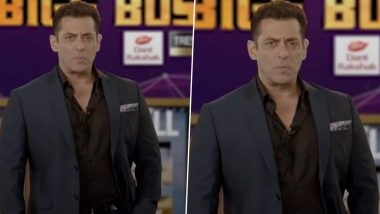 Bigg Boss 14: Salman Khan Reveals Lockdown Was His Longest Break in 30 Years