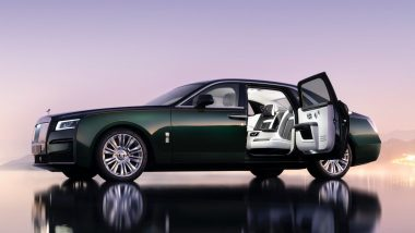 Rolls-Royce Ghost Extended Version Launched in India at Rs 7.95 Crore; Features, Specifications & Other Details