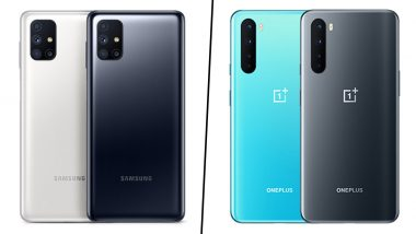 Samsung Galaxy M51 vs OnePlus Nord: India Prices, Features & Specifications - Comparison