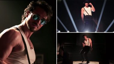 Unbelievable Song Video: After Flooring Us With His Smooth Vocals, Tiger Shroff Shows Off Some Stellar Moves To His Debut Single (Watch Video)