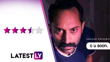 C U Soon Movie Review: Fahadh Faasil, Darshana Rajendran, Roshan Mathew Excel in This Experimental Thriller That Exposes a Horrifying Social Crime