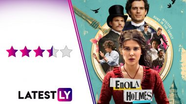 Enola Holmes Movie Review: Millie Bobby Brown, Henry Cavill's Netflix Film Is a Delightful Entertainer With A Feminist Spin