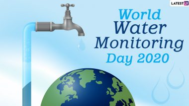 World Water Monitoring Day 2020 Date and History: Know the Significance of the Observance and Why We Need to Conserve Water