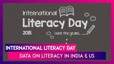 International Literacy Day 2020: Key Facts on Education in India And US
