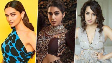 Bollywood Drug Probe: NCB Refutes Claims About Giving Clean Chit to Deepika Padukone, Shraddha Kapoor, Sara Ali Khan