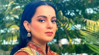 Kangana Ranaut Gets Y Plus Category Security, Centre Approves Demand Ahead of Her Visit to Mumbai